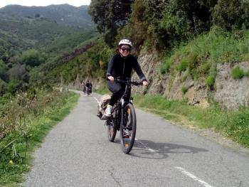 Organized e-bike rides near Bastia
